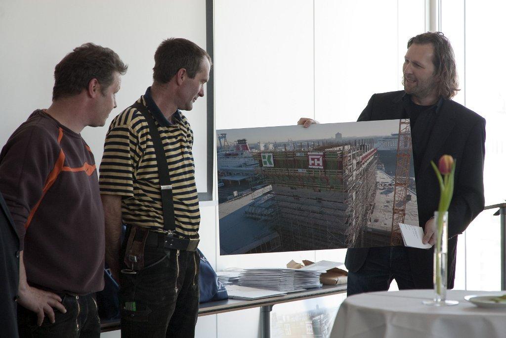 Kiel Architekten referenzen gewerbebau